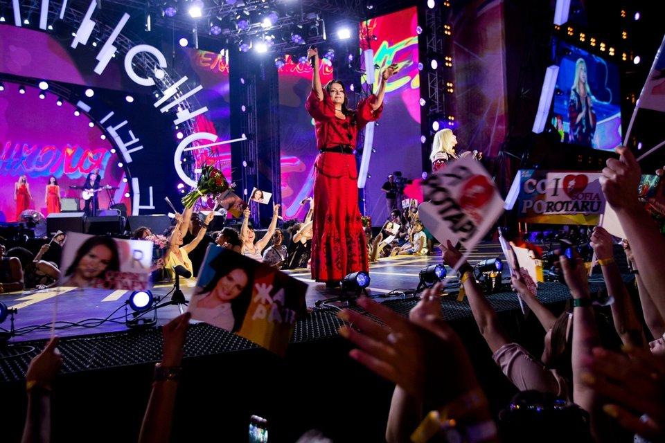 Жара 2017: София Ротару впервые за долгое время дала концерт и произвела фурор в Баку - фото 62036