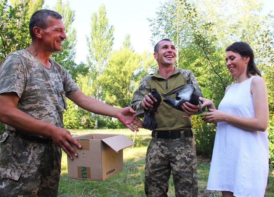 Свадьба военных молодоженов - фото 59955