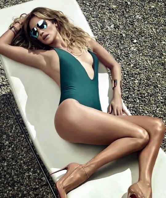 Дженнифер Лопес в купальнике: фото - фото 60081