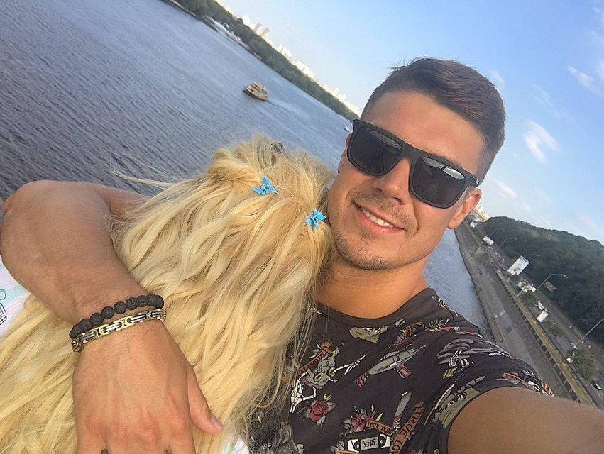 Экс-холостяк Дмитрий Черкасов показал фото с новой девушкой - фото 61581