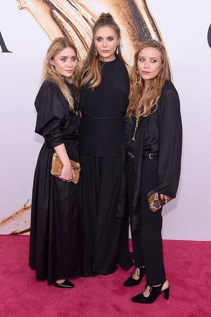 Мэри-Кейт, Эшли и Элизабет Олсен: фото - фото 60174