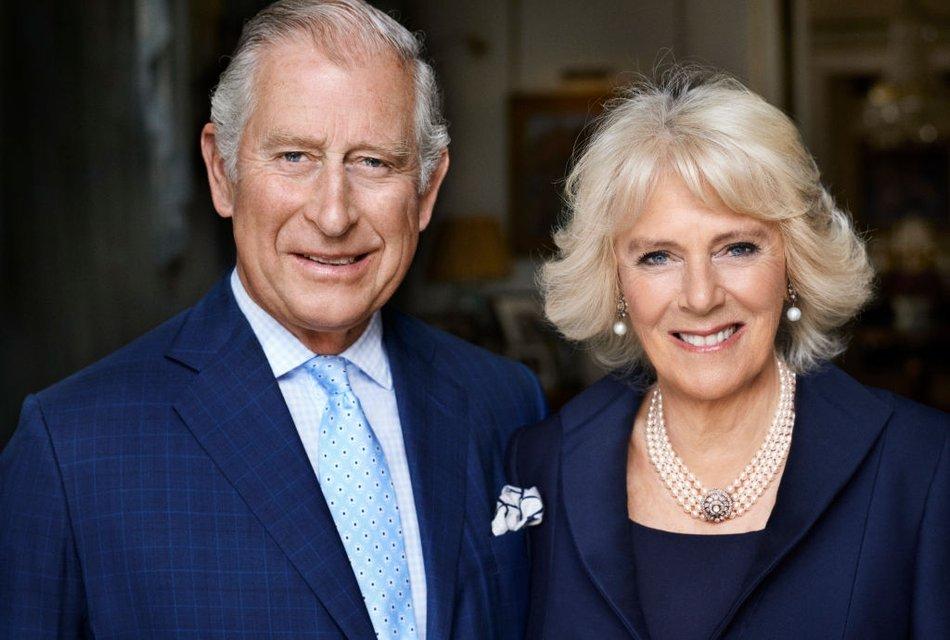 Принц Чарльз и герцогиня Камилла: фото Марио Тестино - фото 58566