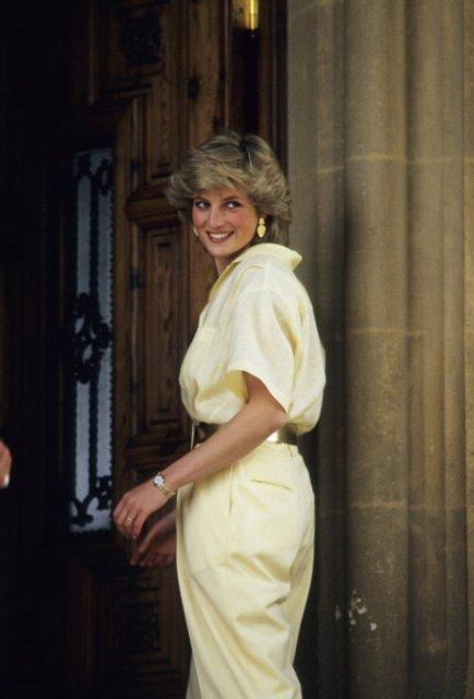 Принцесса Диана умерла 31 августа 1997 года - фото 62052