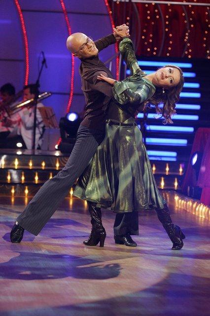 Танці з зірками: Влад Яма и Наталья Могилевская - фото 56290