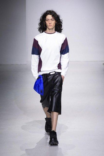 Новый показ моды от Патрика Ервелла - фото 59177