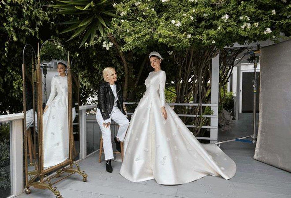 Свадьба Миранды Керр и Эвана Шпигеля: фото - фото 58261