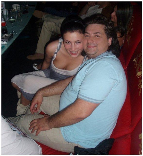 Игорь Гончаренко с Анастасией Приходько - фото 55259