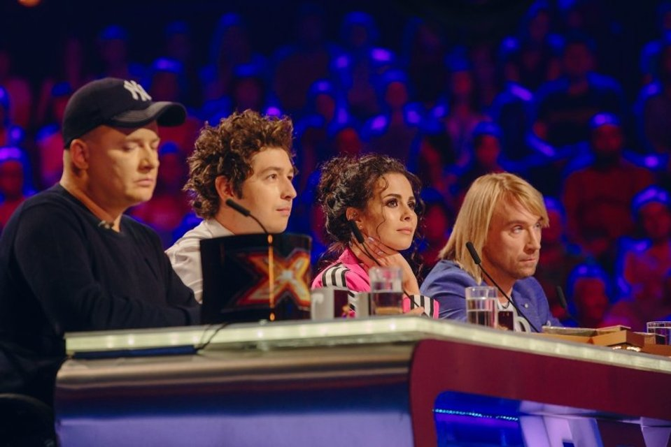 Х-фактор 8 сезон Украина: судьи - фото 57199