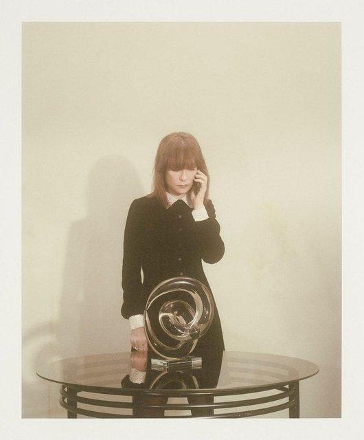Изабель Юппер для Modern Weekly - фото 57145