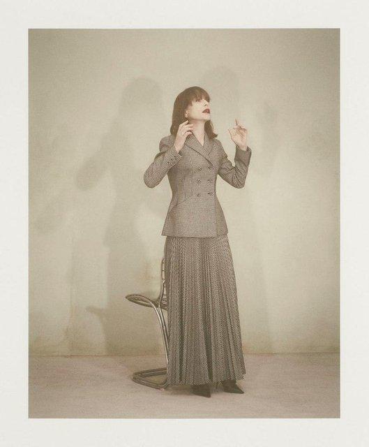 Изабель Юппер для Modern Weekly - фото 57146