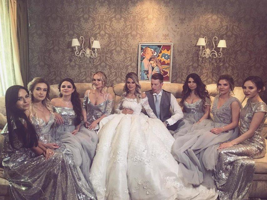 Внук Пугачевой Никиты Перснякова женился: фото шикарной свадьбы показал Галкин (обновлено) - фото 61515