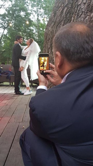 "Дочь нардепа ""Оппоблока"" Добкина вышла замуж (видео) - фото 56700"