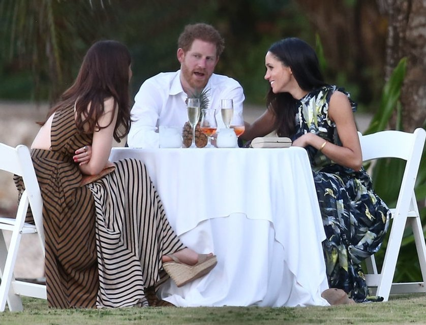Меган Маркл и принц Гарри - фото 58999