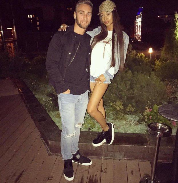 Иракли Макацария и Ольга Багирова встречаются - фото 59517