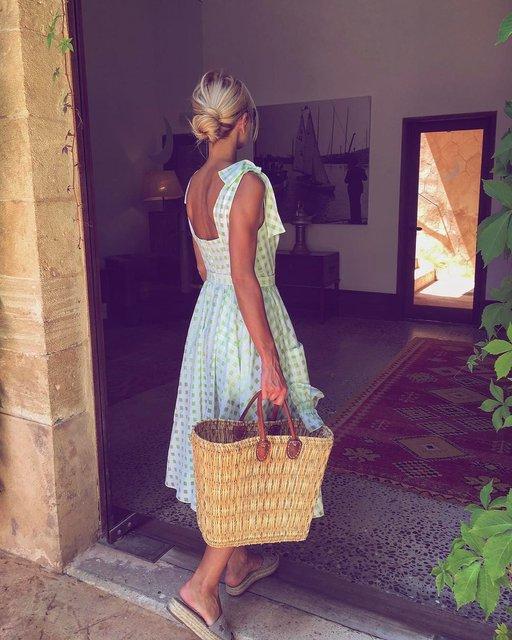 В платье от Инны Цимбалюк - фото 57176