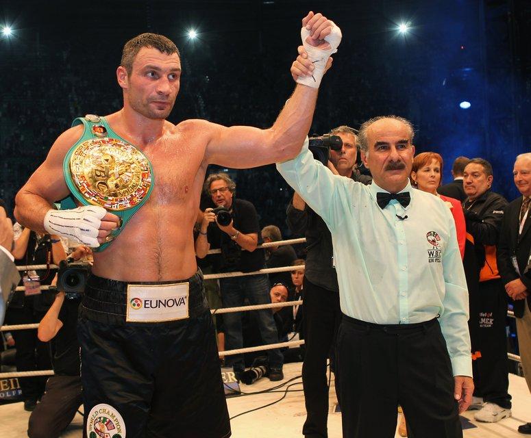 День рождения Виталия Кличко: Лучшие фото знаменитого боксера и мэра - фото 58760