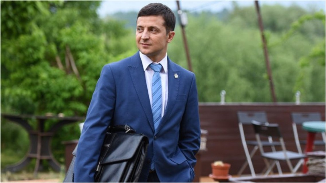 Зеленский отказался от участия в шоу Танці з зірками - фото 58697