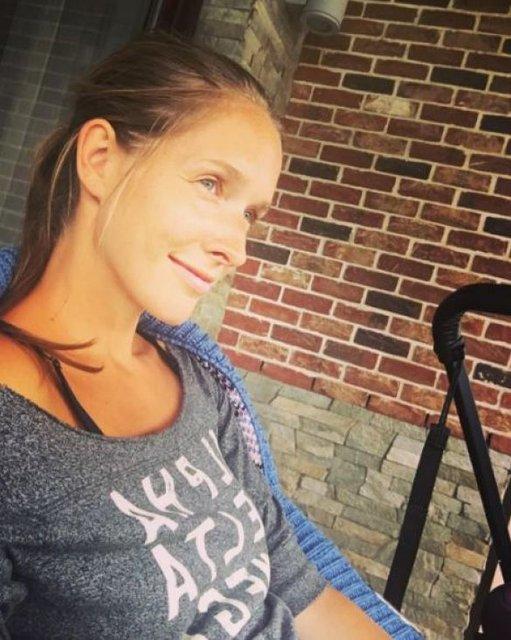 Катя Осадчая без макияжа показала, как проводит выходные - фото 62248
