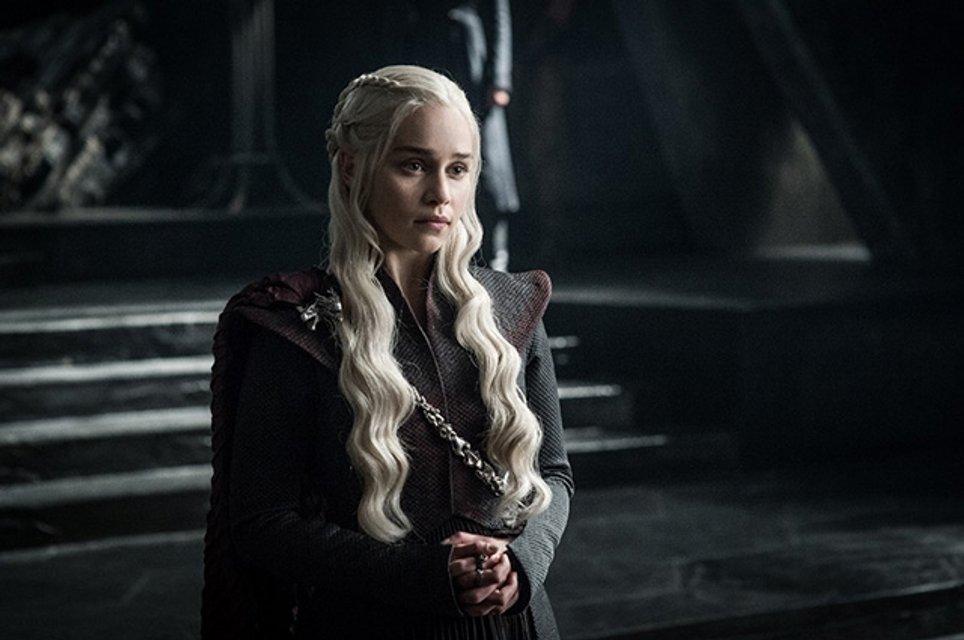 Игра престолов: Эмилия Кларк (Дейенерис Таргариен)  - фото 56888