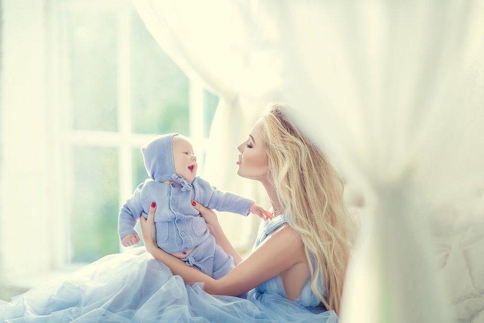 Алла Барановская с сыном от Николая Тищенко: фото - фото 62106