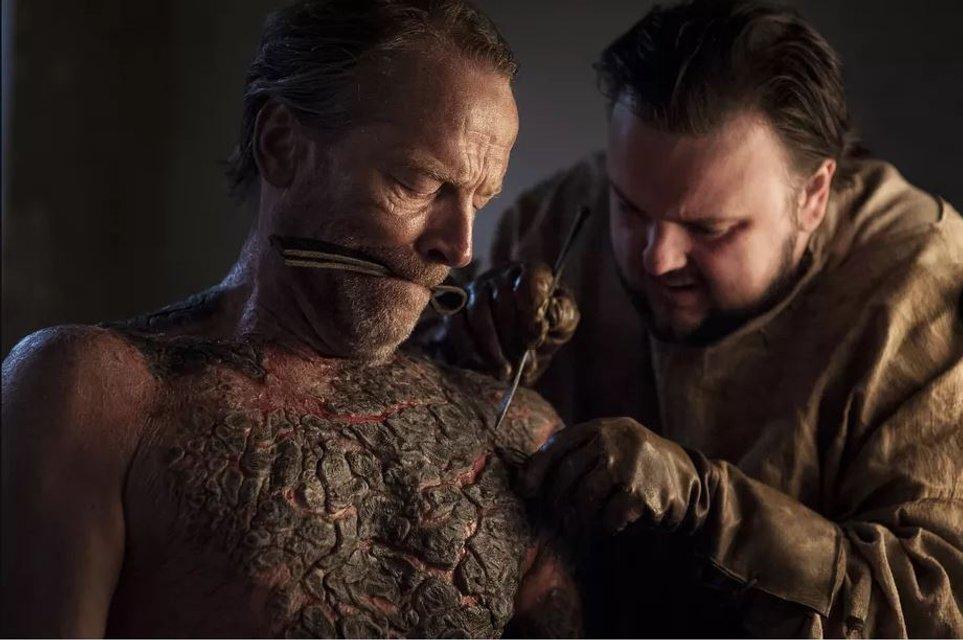 Игра престолов 7 сезон: болезнь Джораха Мормонт - фото 60657