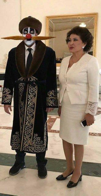 Николас Кейдж в Казахстане - фото 60129