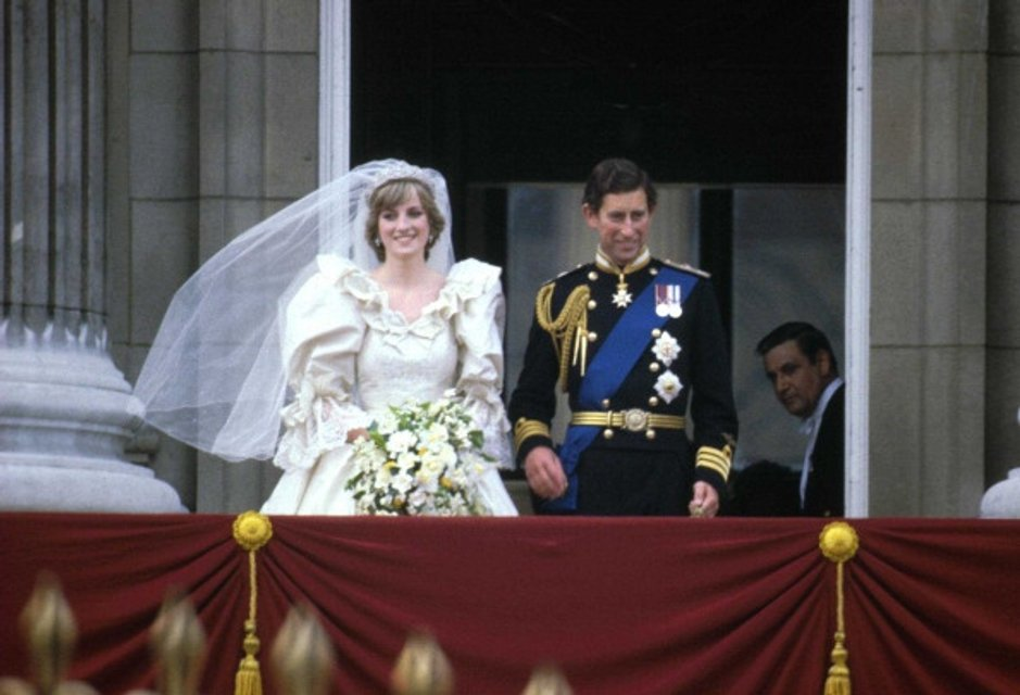 Принцесса Диана и принц Чарльз: фото - фото 62046