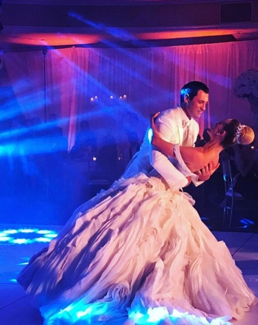 Максим Чмерковский женился на Пете Джейн Мургатройд - фото 56642
