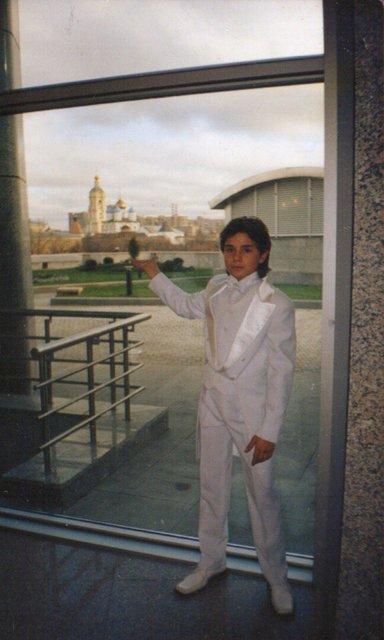 Влад Сытник в детстве - фото 60195