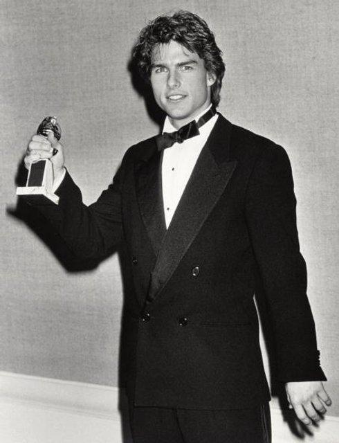 Том Круз в 90-ые: фото - фото 61668