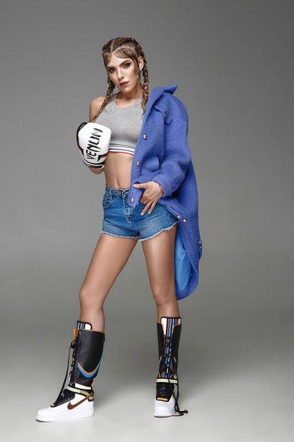 Ассоль снялась в секси-фотосете для рекламы сингла - фото 60557