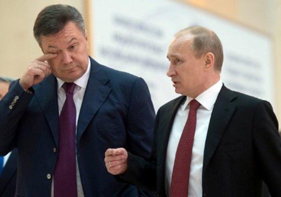 Из грязи в князи и назад: путь Виктора Януковича - фото 56119