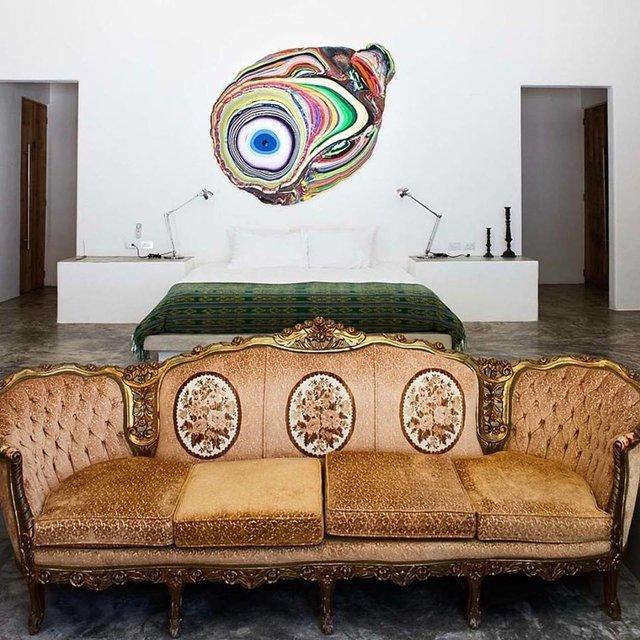 В гостях у наркобарона: Дом самого известного наркоторговца превратили в шикарный отель - фото 55740