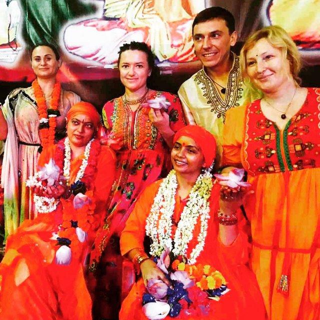 Могилевская в Индии - фото 57088