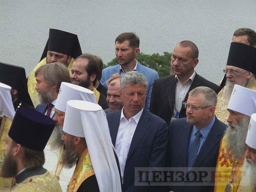 Крестный ход-2018: Новинский, Вилкул и Добкин помолились на Владимирской горке - фото 61305