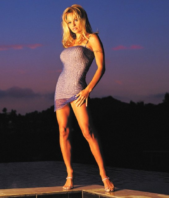 Сексуальная Памела Андерсон - фото 55142