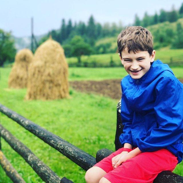 Младший сын певца - Артем - фото 60595