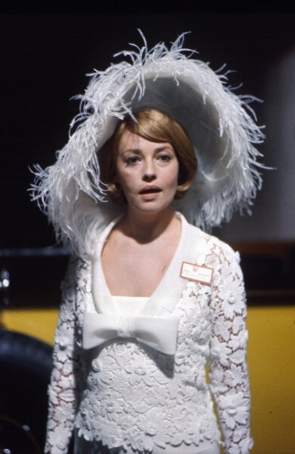 Умерла Жанна Моро: актриса в молодости - фото 62083