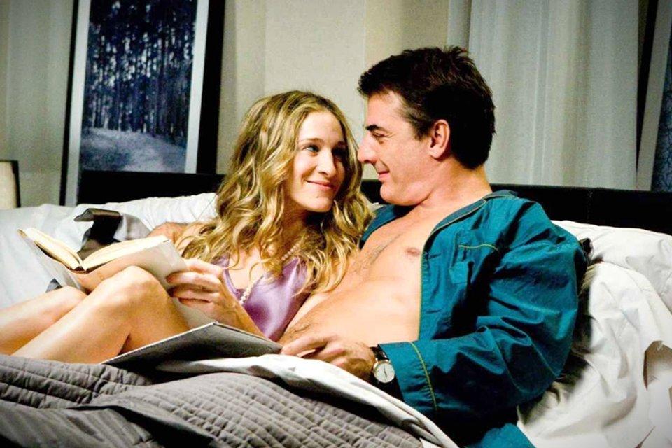 Cериал Секс в большом городе: Кэрри и мистер Биг - фото 59565