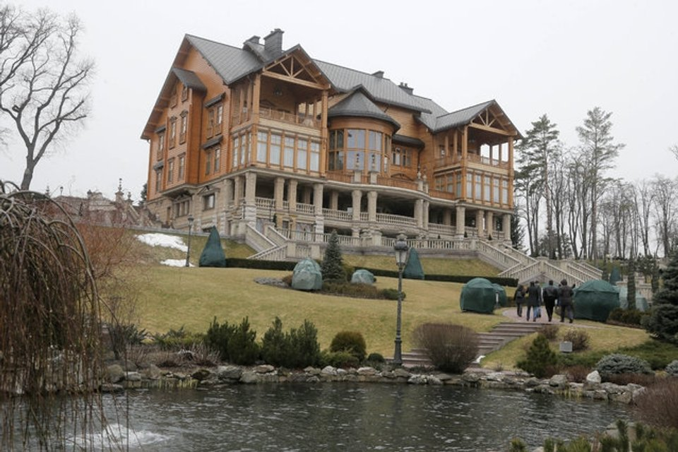 Из грязи в князи и назад: путь Виктора Януковича - фото 56117