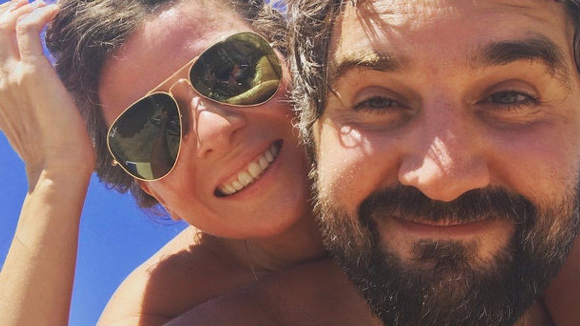 Жанна Бадоева с мужем в Италии - фото 57341