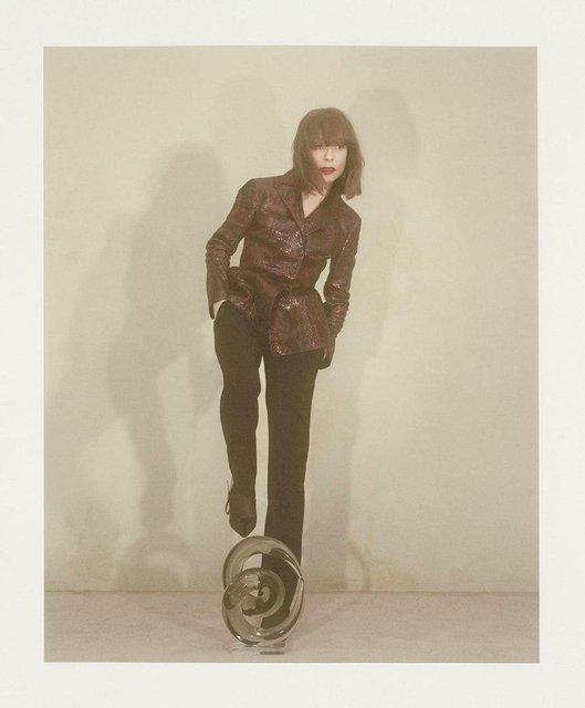 Изабель Юппер для Modern Weekly - фото 57150