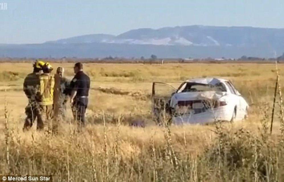 Пьяная американка попала в ДТП и убила свою сестру - фото 60432