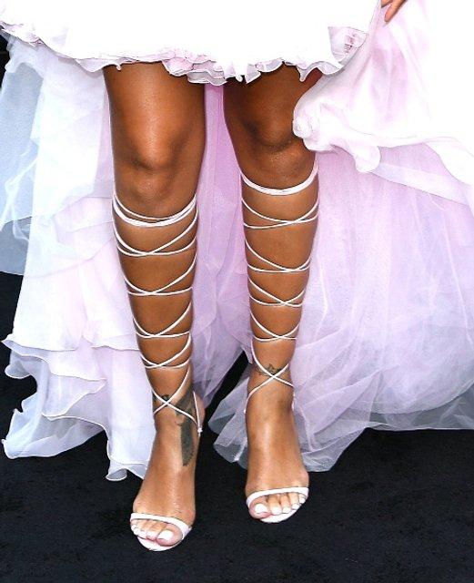 Ноги Рианны - фото 58581