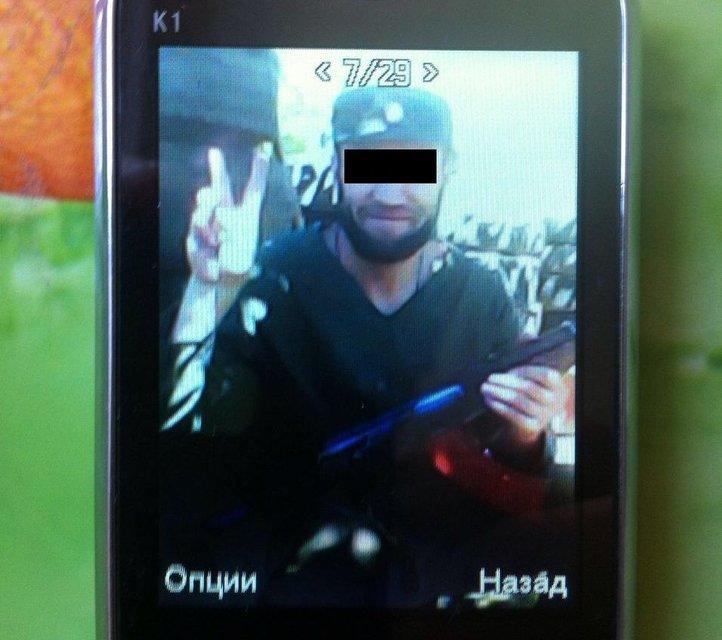 Пограничники задержали разведчика боевиков - фото 59327