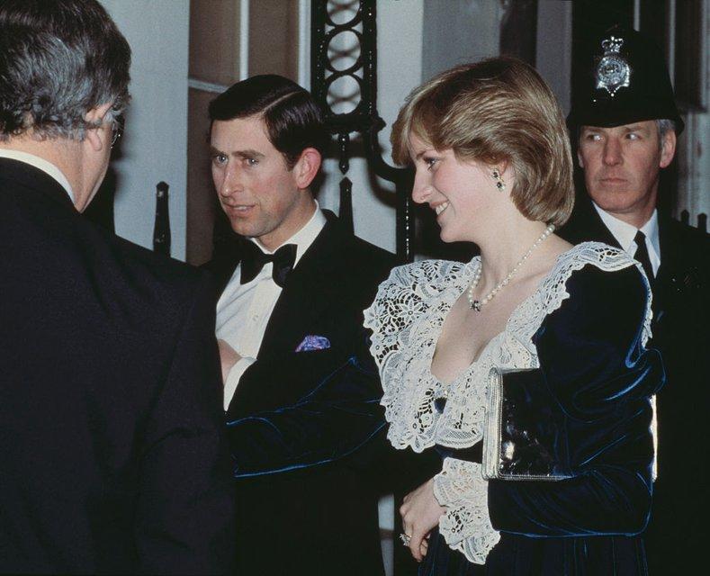 Леди Ди и принц Чарльз - фото 60142