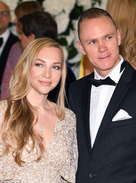 Франс Кристофер Фроум и его жена Мишель Кейд - фото 61905