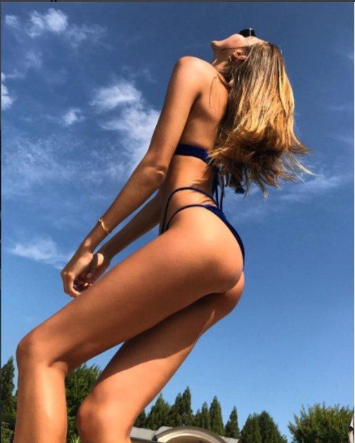 Алина Байкова похвасталась стройным телом - фото 57294