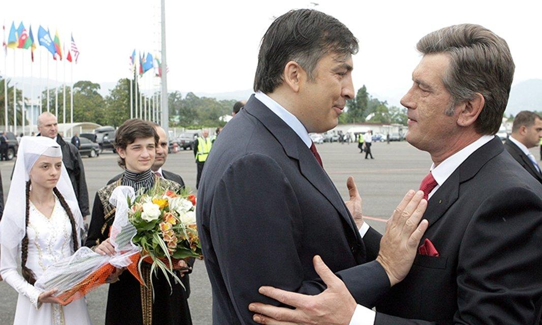 Грузин без гостя – не грузин: Зачем Петр Порошенко полетел в Тбилиси - фото 58691