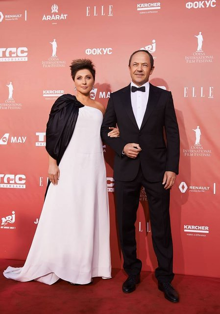 Виктория и Сергей Тигипко - фото 58046